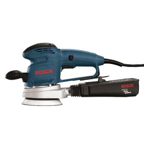 bosch 3725DEVS best orbital sander for decks