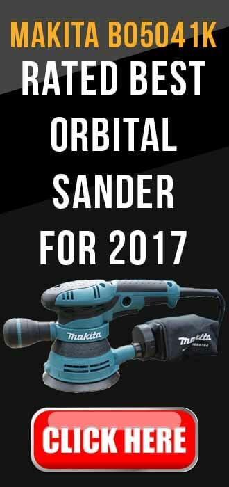 rated best orbital sander 2017