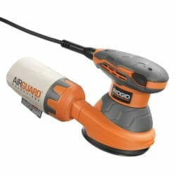 Ridgid r2601 Review: 5-Inch Random Orbit Sander