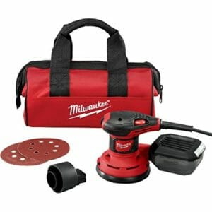 Milwaukee 6034-21 Random Orbital Palm Sander