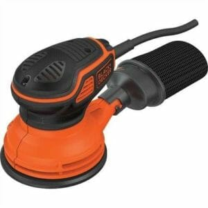 Black & Decker K 199-GB Paddle Switch Random Orbital Sander 240w KA199