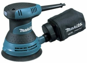 Makita BO5030 125mm 5″ Random Orbital Sander