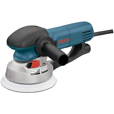 Bosch 1250DEVS Electric Orbital Sander review
